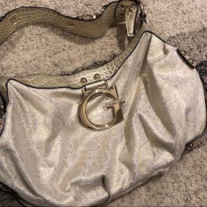 Guess Gold-tone Bag